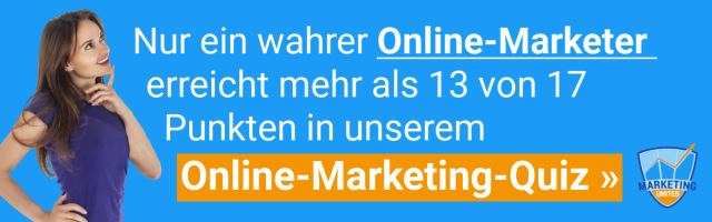 Online-Marketing-Quiz